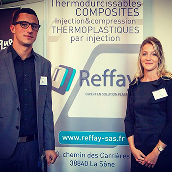 Édouard & Pauline REFFAY